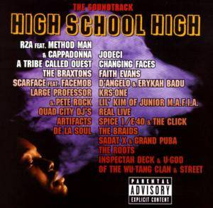 High School High - Music From And Inspired By The Motion Picture - Cover