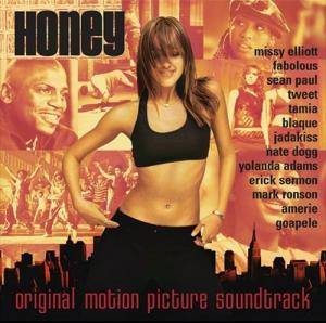 Cover - Tamia: Honey - Music From & Inspired By The Motion Picture