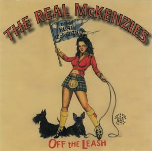 Cover - Real McKenzies, The: Off The Leash