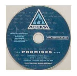 Cover - Adema: Promises