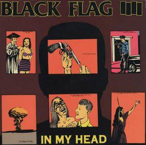 Black Flag: In My Head - Cover