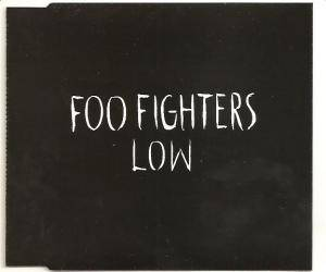 Foo Fighters: Low - Cover