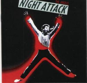 Cover - Angels, The: Night Attack