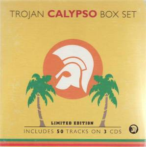 Cover - Count Lasher With Lynn Taitt & The Baba Brooks Band: Trojan Calypso Box Set