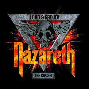 Nazareth Loud Amp Proud The Box Set 2018