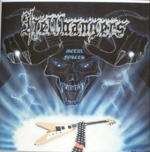Hellbangers Metal Forces - Cover