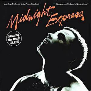Cover - Giorgio Moroder: Midnight Express
