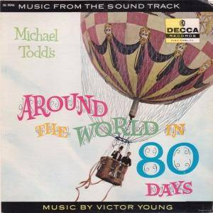 Victor Young: Around The World In 80 Days - Cover