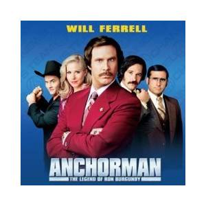 Cover - Friends Of Distinction, The: Anchorman: The Legend Of Ron Burgundy
