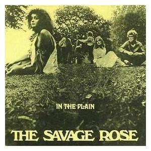 The Savage Rose: In The Plain - Cover