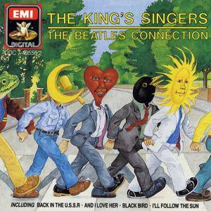 The King's Singers: Beatles Connection, The - Cover