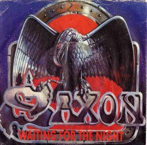 Saxon: Waiting For The Night - Cover