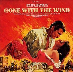 Cover - Max Steiner: Gone With The Wind