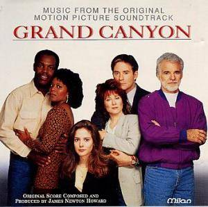 James Newton Howard: Grand Canyon (CD) - Bild 1