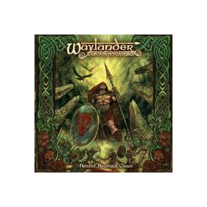 Waylander: Honour Amongst Chaos - Cover
