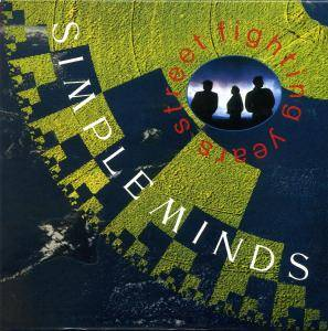 Simple Minds: Street Fighting Years (CD) - Bild 1