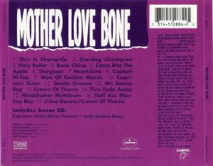 Mother Love Bone: Mother Love Bone (2-CD) - Bild 3