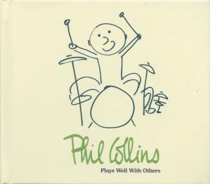 Phil Collins ‎- Plays Well With Others - Cover