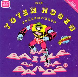Toten Hosen, Die: Battle Of The Bands 85, The - Cover