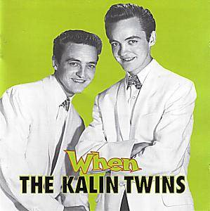 Cover - Kalin Twins: When