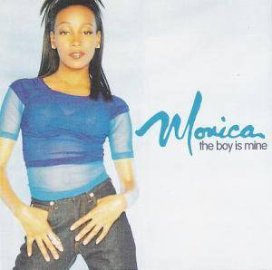 Cover - Monica: Boy Is Mine, The