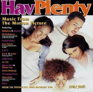 Hav Plenty - Music From The Motion Picture - Cover