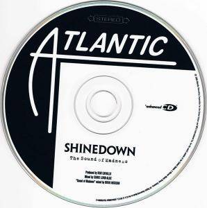 Shinedown: The Sound Of Madness (CD) - Bild 5