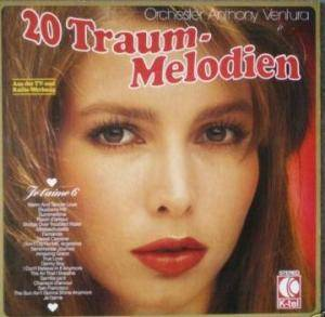 Cover - Orchester Anthony Ventura: Je T'aime 6 - Traum-Melodien