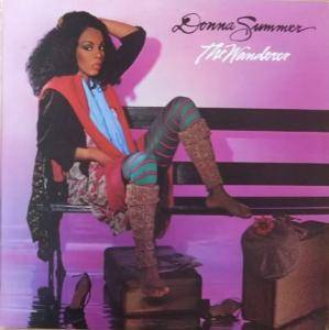 Donna Summer: Wanderer, The - Cover