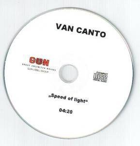 Cover - Van Canto: Speed Of Light