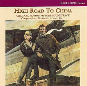 John Barry: High Road To China - Cover