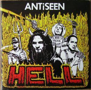 Cover - Antiseen: Hell