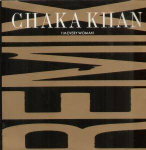 Chaka Khan: I'm Every Woman - Cover