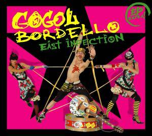 Cover - Gogol Bordello: East Infection
