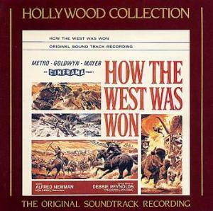 Alfred Newman: How The West Was Won - Cover
