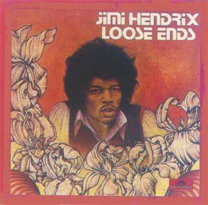 Jimi Hendrix: Loose Ends - Cover
