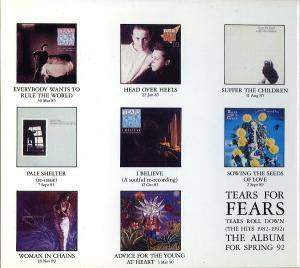 Tears For Fears: Laid So Low (Tears Roll Down) (Single-CD) - Bild 4