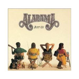 Cover - Alabama: Just Us