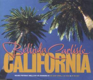 Belinda Carlisle: California - Cover