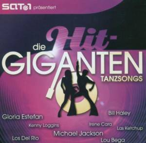 Cover - Nice Little Penguins: Hit-Giganten - Tanzsongs, Die