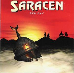 Cover - Saracen: Red Sky