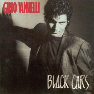 Gino Vannelli: Black Cars - Cover