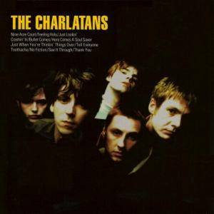 The Charlatans: Charlatans, The - Cover