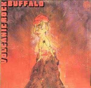 Buffalo: Volcanic Rock - Cover