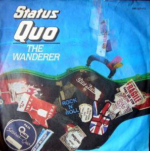 Status Quo: Wanderer, The - Cover