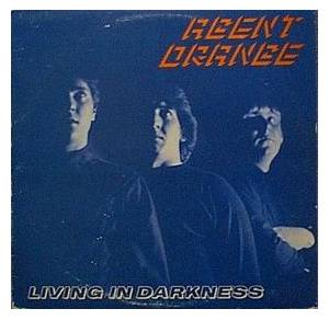 Agent Orange: Living In Darkness - Cover