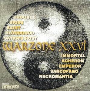 Metal Invader - Warzone XXVI - Cover