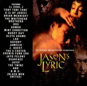 Jason's Lyric - Original Motion Picture Soundtrack - Cover