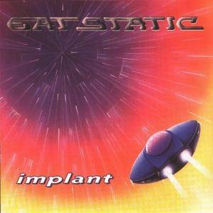 Cover - Eat Static: Implant
