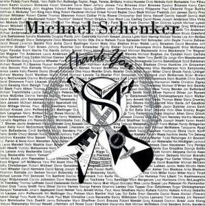 Cover - Michael Schenker: Thank You